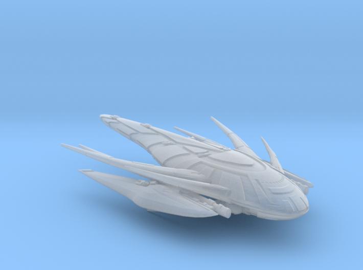 Shiva Destroyer 3d printed