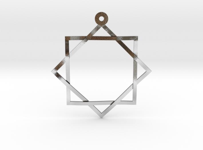 Seal of Melchizedek 3d printed