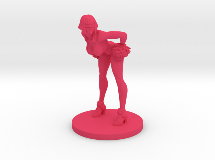 Cheerleader #3 for Slaughterball 3d printed