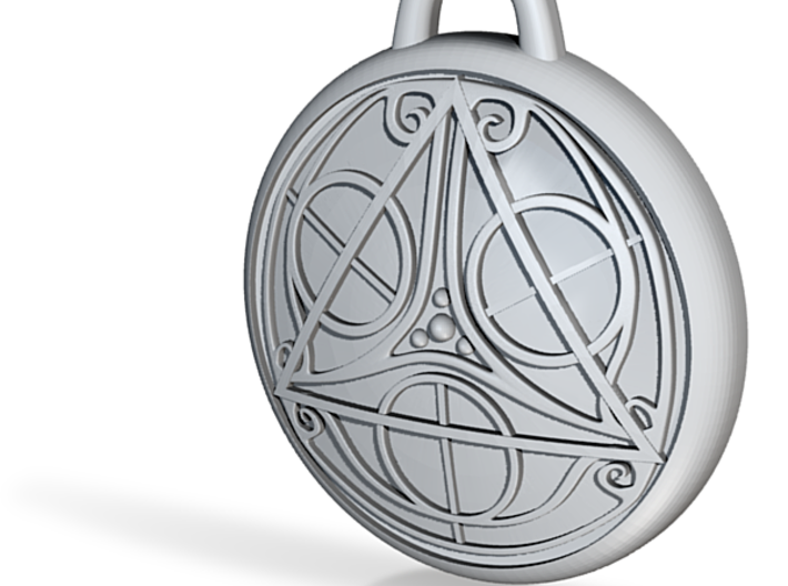 Elder Scrolls: Amulet of Julianos 3d printed