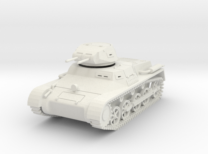 PV93A Pzkw I ausf A (28mm) 3d printed