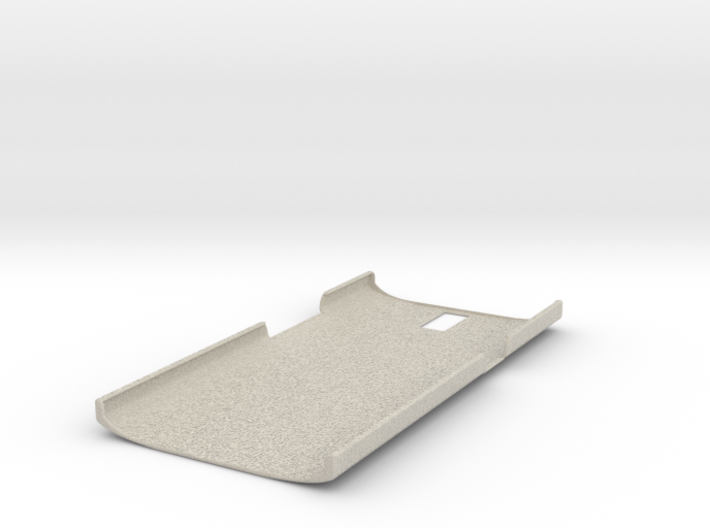 Oneplus One - Back Protection Cover 3d printed
