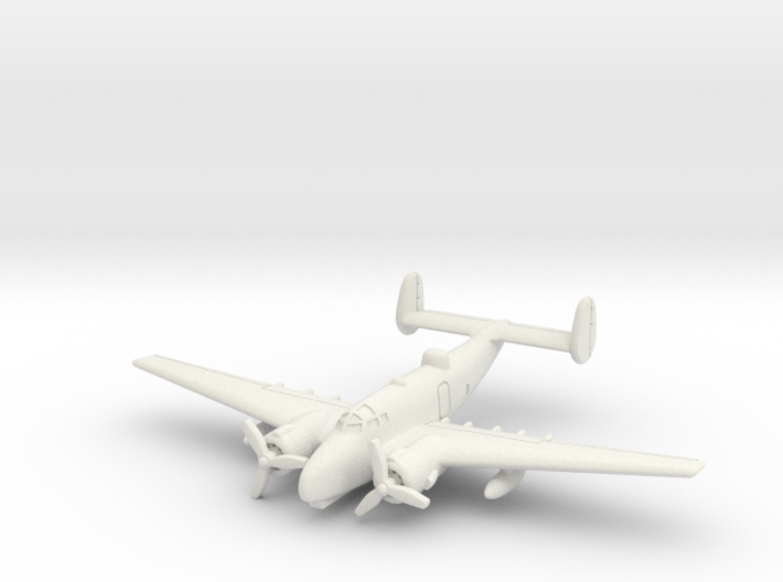 Lockheed PV-2 Harpoon 6mm 1/285 3d printed