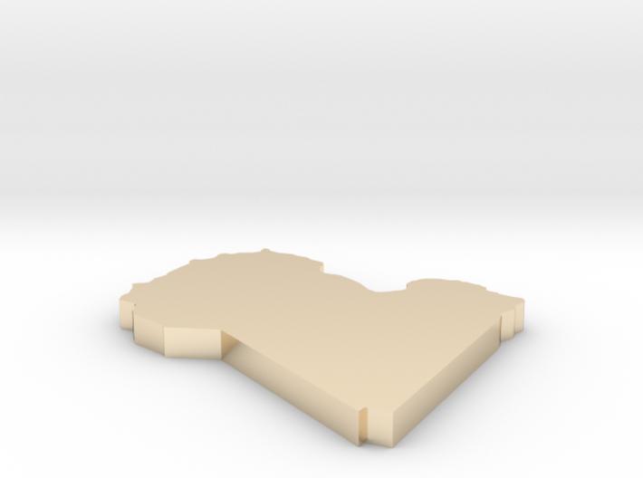 Libya - [Plain3D] 3d printed