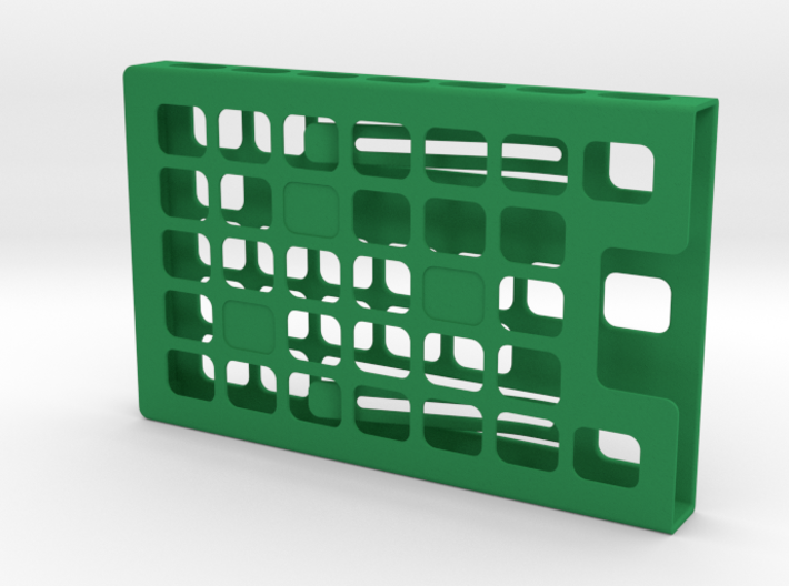 Card Holder-customized 3d printed