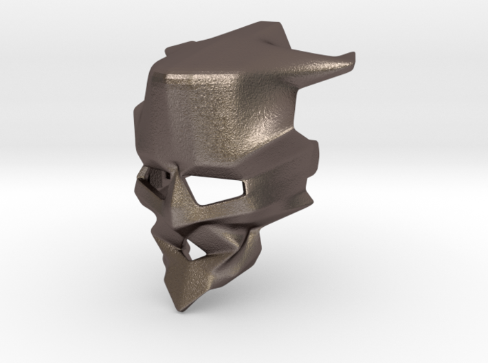 Bionicle03 02 Skullbase03 Variant04 3d printed