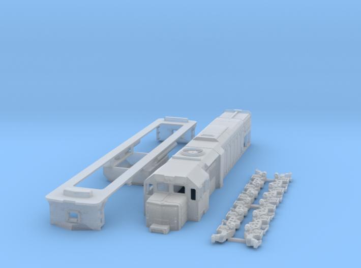 GT18mc 1:160 Scale 3d printed
