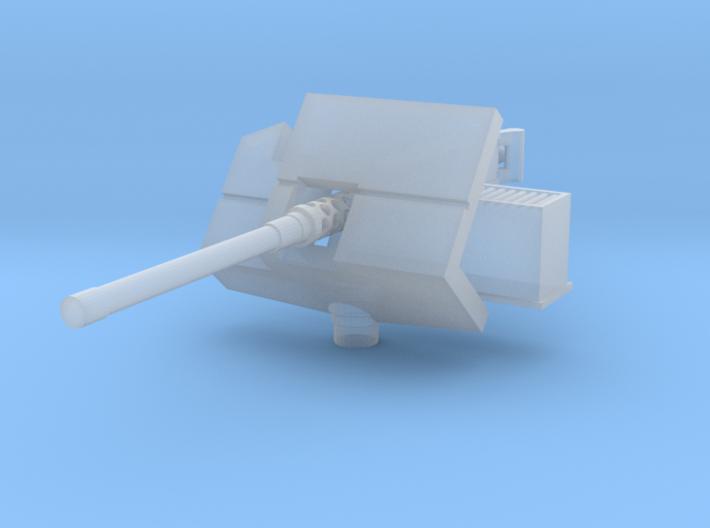 EQ20 M2 Pedestal Mount (1/48) 3d printed