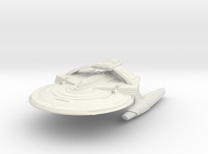 "Reliant Refit A Class Cruiser 4.6"" 3d printed"