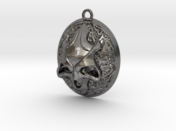 FELDOR pendant 3d printed