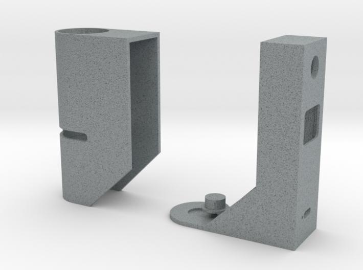 MODBOX C MOD1 BOX-N-BUTTON 3d printed