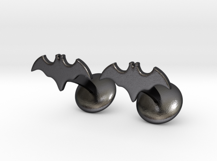 Batman Dead End Cufflinks 3d printed