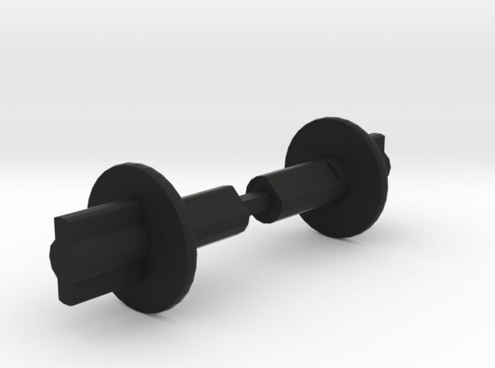 Terrapin Consumer Winder 3d printed