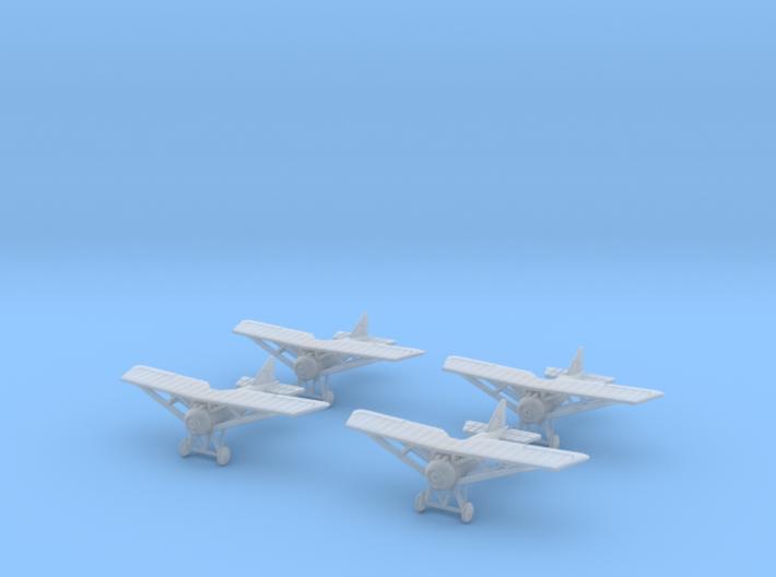 1/350 Morane AI (x4) 3d printed