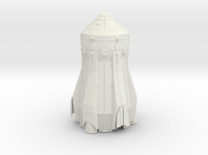 1/72 NASA / JPL ARES MARS ASCENT VEHICLE (MAV) 3d printed
