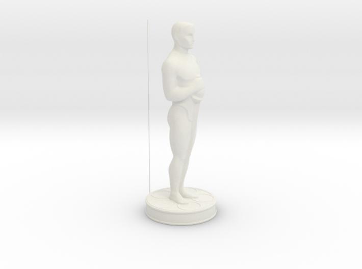 Oscar Statue 3d printed