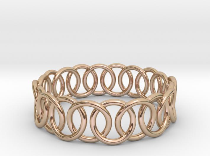 Ring Bracelet 73 3d printed