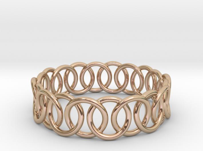 Ring Bracelet 75 3d printed