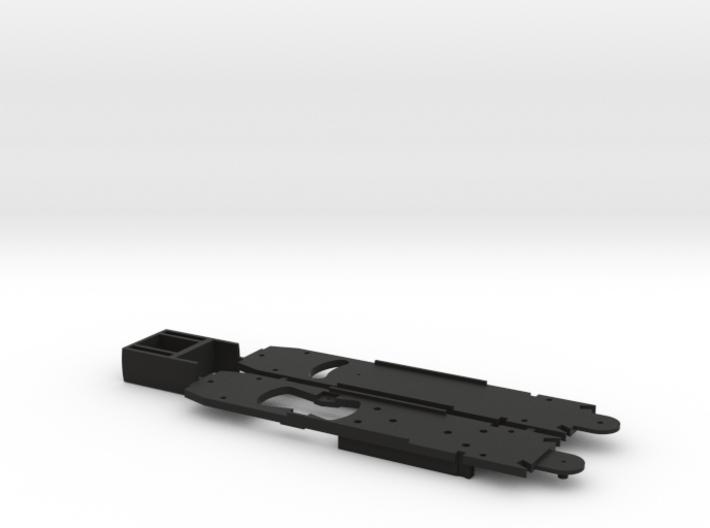 HO Siemens SD160 LRV Frame Set 3d printed