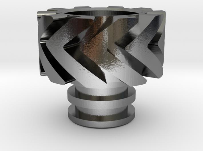 Warp Heat Sink 3d printed