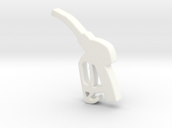 Refueling Gun 3d printed