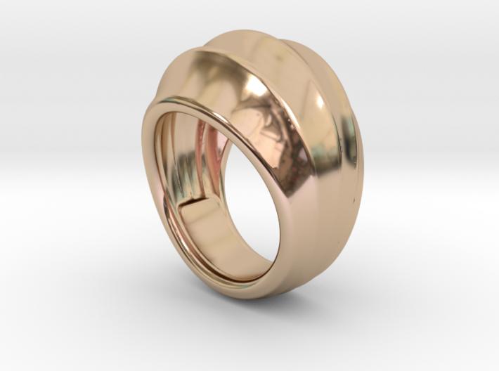 Good Ring 15 - Italian Size 15 3d printed