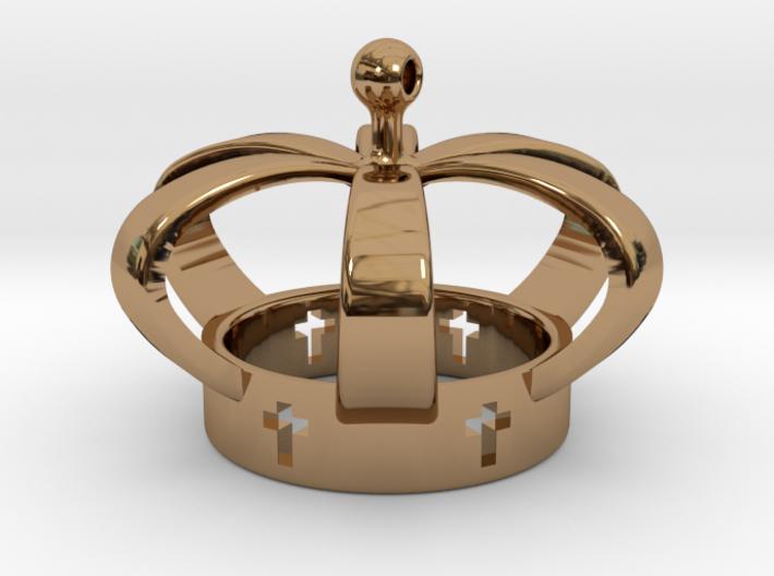 Crown, Kroon 3d printed