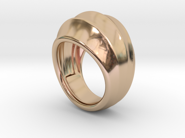 Good Ring 21 - Italian Size 21 3d printed