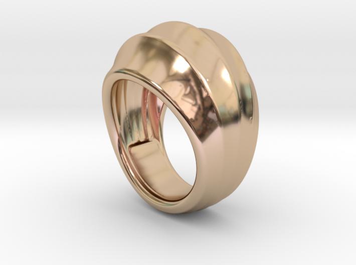 Good Ring 27 - Italian Size 27 3d printed