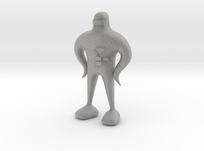 NBD Figures _ Earthbound _ Starman  3d printed