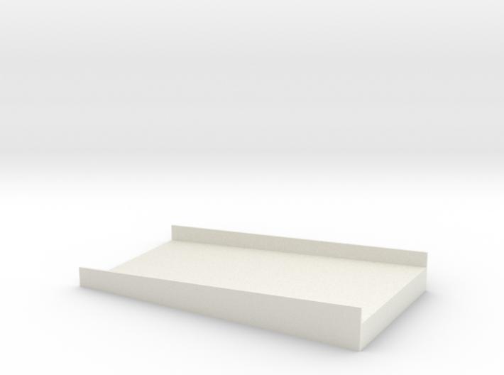 Cargo Roll Door Wall Ramp 3d printed