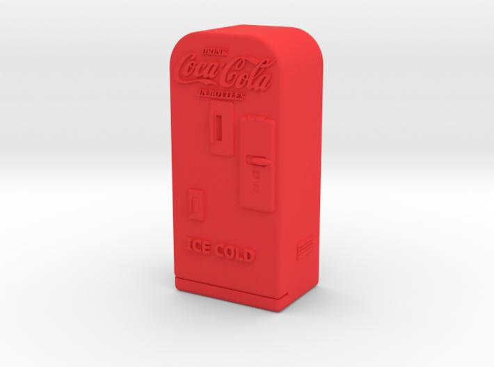 Coke Machine 'O' Scale 3d printed