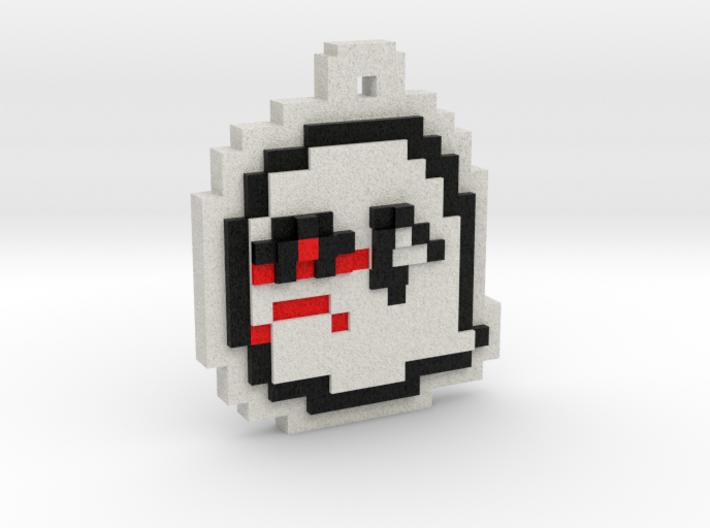 Boo Hide - M1 3d printed