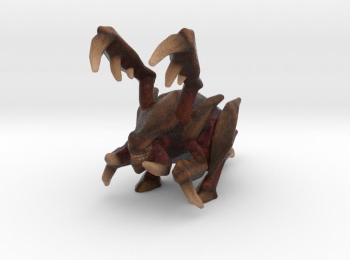 SC2 - Zerg Zergling 3d printed