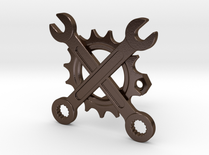 Wrenches & gear 3d printed