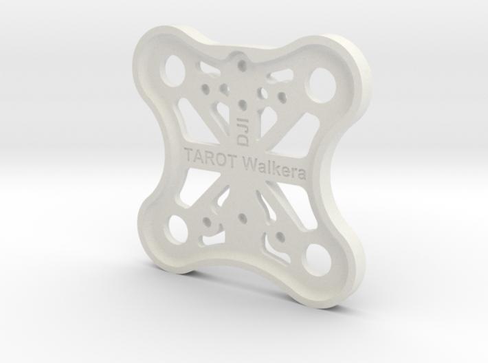 Anschraubplatte / Mounting Plate DJI Tarot Walkera 3d printed