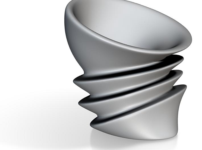Sake Cup Kon IV 3d printed