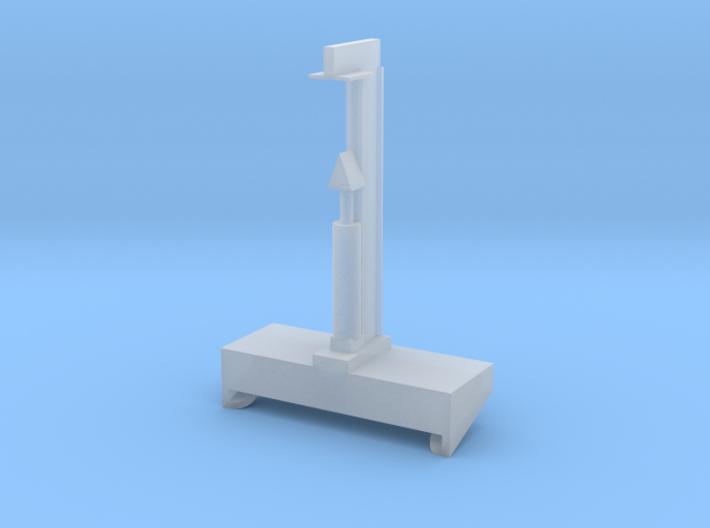 JRRCD Quick-Tach Log Splitter 3d printed