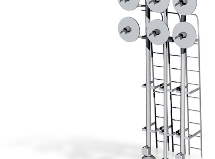 BCNorthern Dual Target Searchlight Signal 3d printed