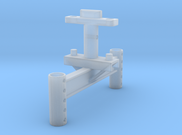 Monorail H Stand 3d printed