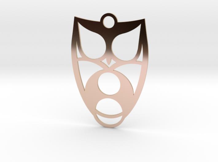 Owl #2 3d printed