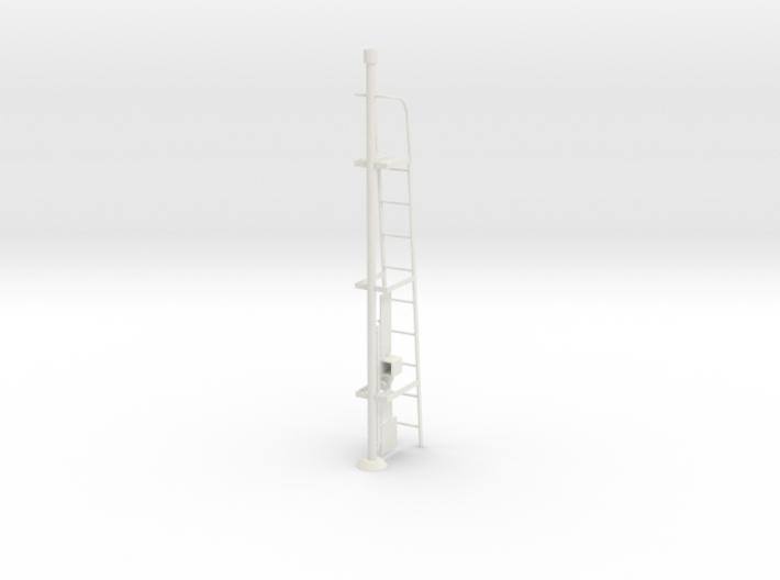 BCNorthern Signal Mast Kit w/o Targets 3d printed