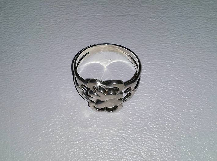 Size 11 Wife Ring  3d printed