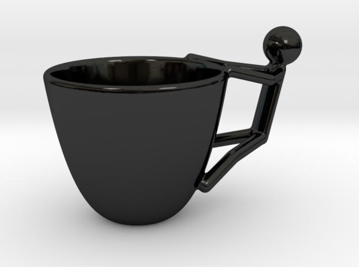 Little man espresso cup 3d printed