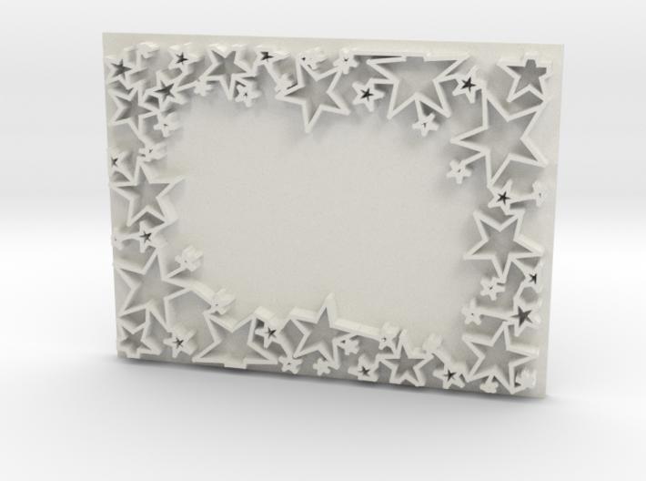 Frame 3d printed