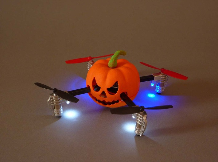 Halloween case for Micro Drone 3d printed