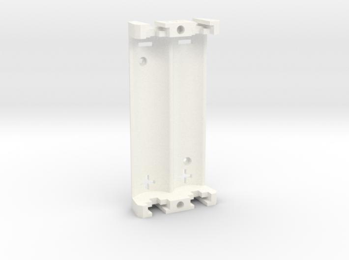 GALA Mod Battery Cradle for Parallel Setup 3d printed