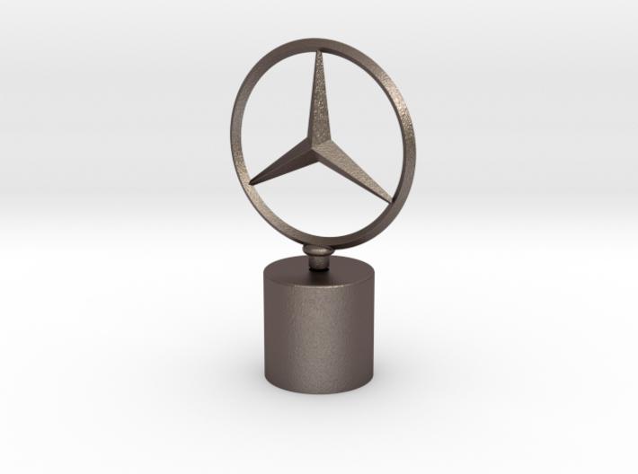 Benz Trophy 2 Parts 3d printed
