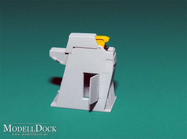 1/144 - Holddown Arms LC-34 (2x opened doors) 3d printed finished product (sanded and painted)