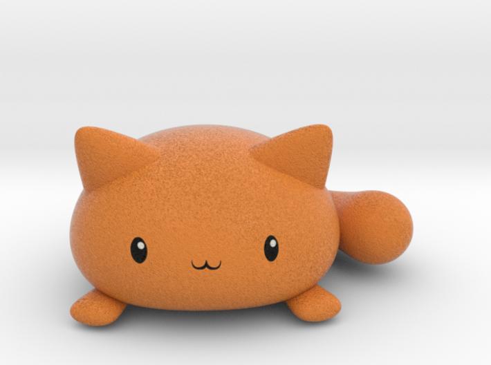 Ultra cute cat 3d printed